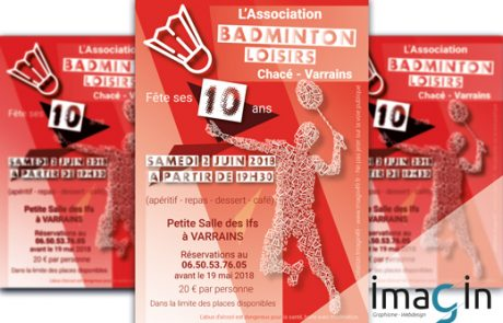 flyers saumur graphiste communication