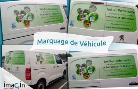 communication flocage véhicules saumur