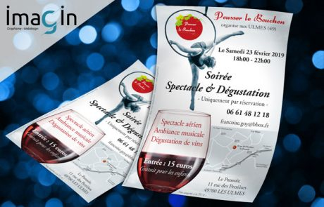 communication flyer saumurois
