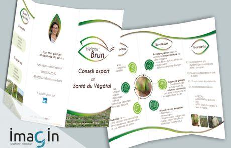 brochures plaquettes saumur
