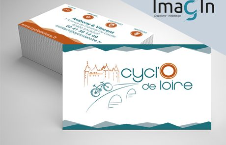 cartes de visite cyclodeloire